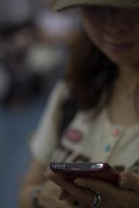 Smartphone come estensione del sè