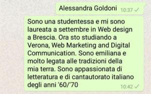Alessandra Goldoni