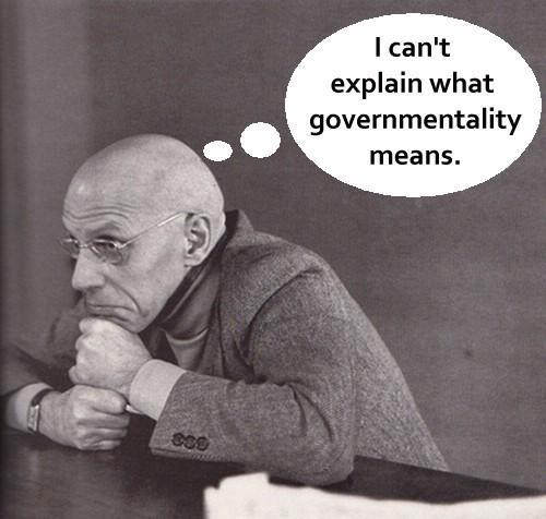 foucault-governmentality